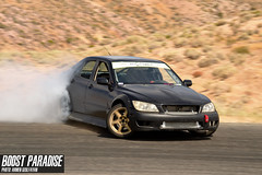 Altezza Drift (Boost_Paradise) Tags: smoke drift dslr d3100 drifting sport stance toyota lexus speed slide tire track turbo tuner race racing racecar low loud fast formuladrift fd