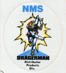 Dragerman sticker (Coalminer5) Tags: coalmining coalminer coalmemorabilia coalcollectibles coal mining miningmemorabilia miningcollectible miningartifacts decal drager draeger dragerman draegerman sticker minerescue minerescuecontest minerescuecompetition smokeeaters smokeeater nms nationalmineservice