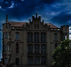 Regensburg Midnight (lemmyvomberg) Tags: regensburg midnight schloss castle mitternacht