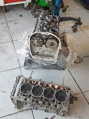 Audi Ankara Servisi (UfkZDN) Tags: audi q7 engine motor akservis ankara ostim