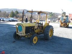 Albany County, NY 1976 John Deere JD302 tractor mower - fleet No. 149_1 (JMK40) Tags: johndeere tractor mower jd302 albany county ny highwaydepartment government municipal equipment