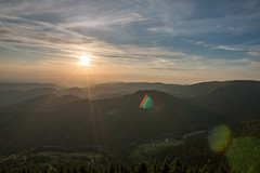 Landschaft-16-HDR.jpg (1993CHRISTOPH) Tags: nacht hdr lightpainting landschaft sommer buchkopfturm oppenau sternenhimmel sterne sonnenuntergang selbstportrait panorama langzeitbelichtung natur