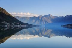 20170425-Canon EOS 6D-4573 (Bartek Rozanski) Tags: muo kotor montenegro crnagora balkans bokakotorska boka fiord morning mist water cruise ship mountains