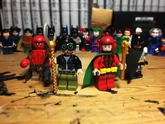 There's a Starman, (LordAllo) Tags: lego dc darkhorse starman jack ted knight hellboy batman