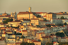 Coimbra (Portugal) (Carlos Arriero) Tags: coimbra portugal europe europa viajar travel sunset atardecer carlosarriero city ciudad color colour colors cityscape nikon d800e tamron 70200mm 70200mmf28 urban
