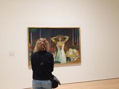 IMG_3123 _ Ashes, 1925, Edvard Munch, SFMOMA (Matthew Felix Sun) Tags: sanfrancisco sfmoma museum munch edvardmunch exhibition july 2017 betweentheclockandthebed