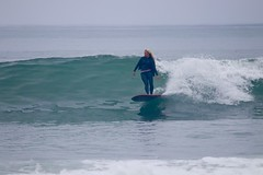 IMG_8387 (palbritton) Tags: surfergirl singlefin surf ocean waves noseride