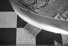 Strangeways (mripp) Tags: art kunst vintage retro old schwarz weiss black whote mono monochrome architecture station leica q brussels belgium rogier