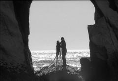 O))))15 (gustavo coronado) Tags: film 35mm fujineopanss blackandwhite blancoynegro cheapscan nikonf100 chile loberia carahue oceanopacifico cochayuyo lafkenmapu