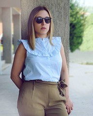 Outfit idea (sweetylane) Tags: girl model blonde hem outfit cool estate summer style stylish beautiful nikon italy day giorno evento