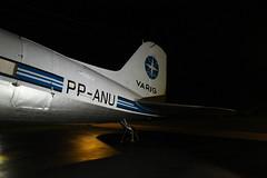 DC-3 Varig (rafaeldeoliveira) Tags: ppanu dc3 varig douglas douglasdc3 portoalegre riograndedosul brasil boulevardlaçadorcanoncanon canoneosrebelt2i