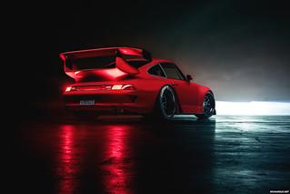 RWB Rauh Welt Porsche 993