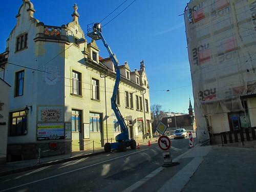 Oprava budovy