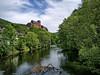 Burg Hengebach, Heimbach (Eifel) (Werner Katterbach) Tags: heimbach eifel rur