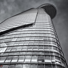 Saigon (Bill Thoo) Tags: saigon hochiminhcity vietnam monochrome bnw bw blackandwhite tower bitexco bitexcotower bitexcofinancialtower architecture building urban city up sony a7rii ilce7rm2 travel 35mm self35f28z czfe35mmf28
