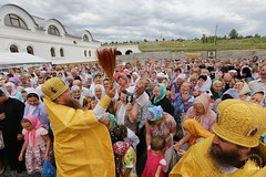 101. The Feast of Saint John, Wonder-worker of Shanghai and San Francisco in Adamovka Village / Свт. Иоанна Шанхайского в Адамовке 02.07.2017