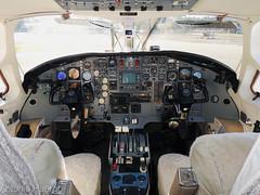 Cockpit, EMB-121A Xingu II PT-MBB (Antônio A. Huergo de Carvalho) Tags: cockpit cabin cabine embraer emb121 emb121a xingu xingú xinguii ptmbb