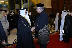 amuan Negara Sempena Lawatan YMM Raja Hamad Bin Isa Al Khalifa,Raja Bahrain.Istana Negara.1/5/17 (Najib Razak) Tags: amuan negara sempena lawatan ymm raja hamad bin isa al khalifa bahrain istana