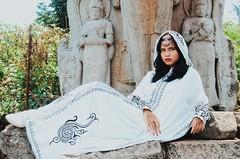 Indian Summer (kelvinkatjasungkana1) Tags: nikond5100 indianfashion summerfashion summerphotoshoot ethnic malang fashion india summer