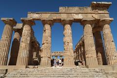 Tempio E (Badly Drawn Dad) Tags: geo:lat=3758656772 parcoarcheologicodiselinunte selinunte geo:lon=1283539983 geotagged ita italy sicily siciliandoric templee