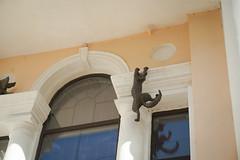 cat detail (tatianaio) Tags: nn cat russia sculpture nischninowgorod sony