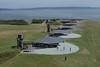 Fort Casey (El Kite Pics) Tags: fortcasey whidbeyisland disappearinggun kap kite aerial gun 10inch artillery coastalartillery endicottperiod coupeville washington usa usarmy
