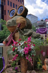 Parade Floats (swong95765) Tags: parade float floral beautiful whimsical awesome
