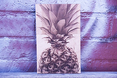 Scott Webb (Design your Vision) Tags: upsplash fruits food closeup photography fruitportrait portrait woodfruit foodart maple laserengraving losangeles dtla art design fabrication custom handmade stonedesignla pineapple wood carpentry laser