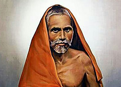 PHOTOS OF SHREEMAD PARAMHANS PARIVRAJAKACHARYA VASUDEVANAND SARASWATI (TEMBE) SWAMI MAHARAJ- SET-1 (24)