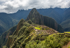 Machu Picchu (Mark Barzman) Tags: machu picchu peru