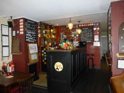 The Treacle Tap Pub_Sunderland Street_Macclesfield_Apr17