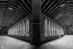 Iona abbey (emmanuelbernard1) Tags: ecosse abbaye abbey alignement alignment ionaabbey