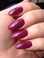 Nail Polish Design (naildesigns2017) Tags: nail nailpolish nails nailart nailcolor beauty beautifulgirl girl fashion style women pink pinknails nailsonfleek nailsonpoint manicure