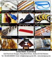 Military Uniform Accessories Sword Knot, Lanyard, Tassels, Supplier (adeelayub2) Tags: militaryuniformaccessoriesswordknot lanyard tassels supplier