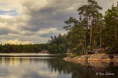 Meiko, Kirkkonummi (Joni Salama) Tags: hdr kesä luonto meiko photoshop kirkkonummi järvi suomi vesi kyrkslätt uusimaa finland fi