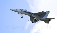 F/A-18F Flying Dirty (Evo1ve) Tags: airshow dayton f18 fa18 hornet superhornet fa18f