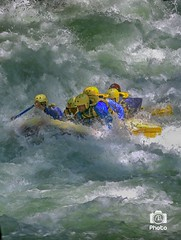 Rafting (Rizzi Andrea) Tags: rafting sport waterfalls cascatadellemarmore umbria italy nature water colors flickr canon6d photography emotion rapid fotografia canon people italia river fiume rapide cascate acqua