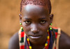 Portrait of ayoung woman from Hamer tribe with short hair, Omo valley, Turmi, Ethiopia (Eric Lafforgue) Tags: abyssinia africa beautifulpeople beauty blackpeople blackskin butter closeup clothing cute day eastafrica ethiopia ethiopia0617041 ethiopian ethnology female feminine hair hairstyle hamar hamer headshot horizontal hornofafrica indigenousculture jewelry lookingatcamera necklace ochre omovalley onepersononly onewomanonly onlywomen portrait realpeople redochre southernethiopia tribal tribe truepeople turmi woman et