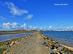 Isla Cristina. Huelva 45 (ferlomu) Tags: andalucia ferlomu huelva islacristina mar nubes