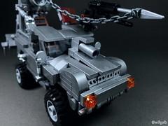 Ploughboy (willgalb) Tags: wasteland postapocalypse ford ploughboy furyroad madmax car truck moc lego