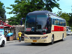 Davao Metro Shuttle 557 (Monkey D. Luffy ギア2(セカンド)) Tags: bus mindanao philbes philippine philippines photography photo enthusiasts society road vehicles vehicle explore guilin daewoo