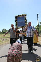 70. Cross Procession to the Skete of Saint John, Wonder-worker of Shanghai and San Francisco / Крестный ход в скит святителя Иоанна Шанхайского 01.07.2017