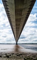UNDER THE HUMBER BRIDGE (Jazpix) Tags: humberbridge