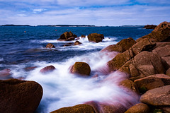 IOS-12 (JamesHeadPhotography) Tags: long exposure scilly rocks water nd filter waves