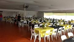 Jantar de Posse, diretoria 2017 - 2019 .