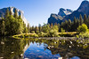 gates of the valley (Ian C Young) Tags: gatesofthevalley valleyview mercedriver yosemite reflections elcapitan