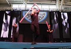 TGSSpringbreak_LesGardiensDeLaForce_001 (Ragnarok31) Tags: tgs springbreak toulouse game show gardiens force jedi star wars obscur art martial combat