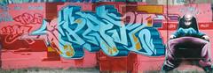 Helf Epar (Bombardeur) Tags: paint sud ouest chrome couleur légal illégal plan vandal art urbain street peinture éphémère graffiti graf fresque route terrain voie férrée rail panel whole train car tag tags