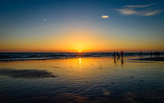 Don't Let The Sun Go Down On Me (Tony_Brasier) Tags: sky sun sea seagull spanish sunshine sunset holiday hot nikon 16mm85mm spain cadiz swim fun enjoy lovely location sand sandy night time d7200 down day