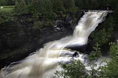 Kakabeka Falls 1399 (kathypaynter.com) Tags: kakabeka kakabekafalls kakebeka kakebekafalls kekebeka kekebekafalls waterfalls ontario water slowshutterspeed slowshutter slowmotion slowwater falls